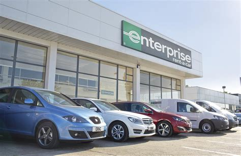 Enterprise Rent-a-car Locations