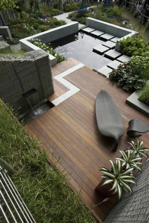 Gartengestaltung Modern Beispiele by 1001 Beispiele F 252 R Moderne Gartengestaltung