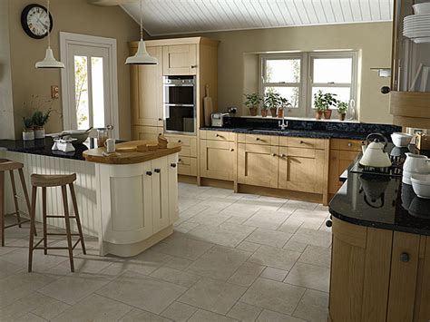Milbourne Oak  Cheap Kitchens Ireland, Fitted Kitchens