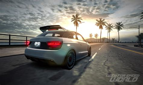 Need For Speed World Blows Past Million Users