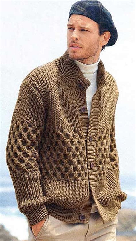 mens patterned sweaters best 25 39 s knits ideas on mens hat