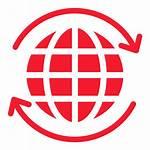Icon Globe Svg Noun Cc Logistics Value