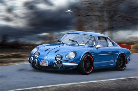 Renault A110 by Andr 201 Camacho Design Renault Alpine A110