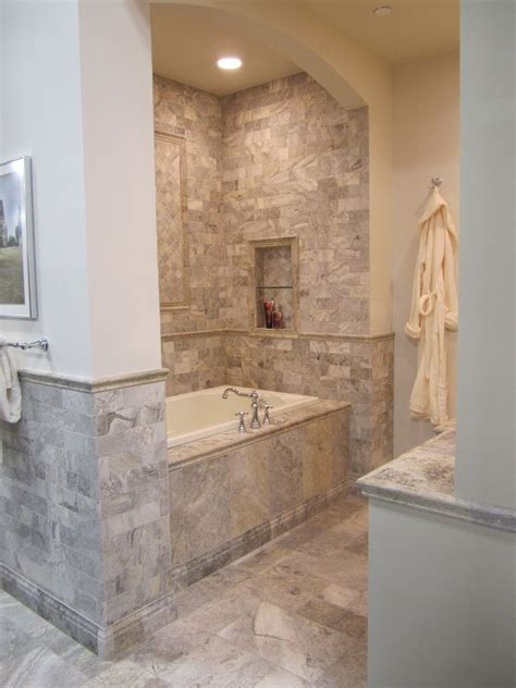 Bathroom Tile Colors by I Think This Is Claros Silver Travertine The Sequel