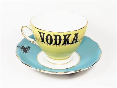 Vodka Teacup by Vodka In A Teacup Products I Tea Cups Vodka