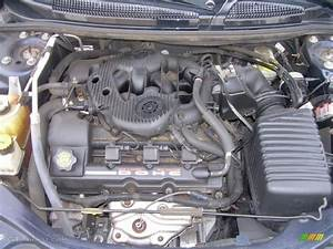 2002 Chrysler Sebring Limited Convertible 2 7 Liter Dohc