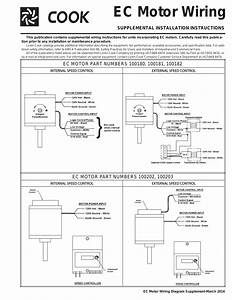 Ec Motor Wiring Diagrams