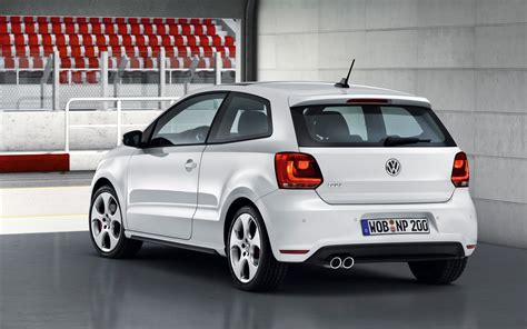 Volkswagen Polo Picture by Volkswagen Polo Gti 2011 Widescreen Car Picture 01