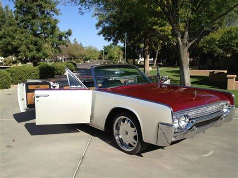 used cer doors for purchase used 1961 lincoln continental convertible