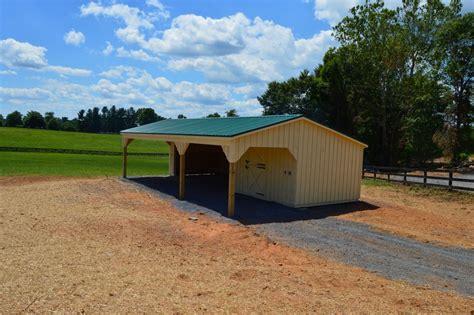 shed row barns virginia marshall va shed row combo barn j n structures