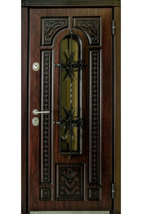 iron entry doors stainless steel wrought iron grill security entry door
