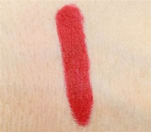 22 Days of Red Lipstick Featuring NARS Mysterious Red ...