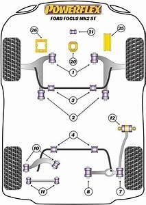 Ford Focu Engine Mount Diagram