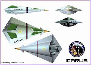 Icarus Spacecraft - Pics about space