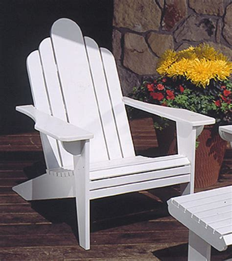 large adirondack chair plans woodworking projects plans