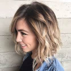 Frisuren Schulterlanges Haar Gestuft Braun by 25 Best Ideas About Bob Ombre On Ombre Bob Balayage And Bobs