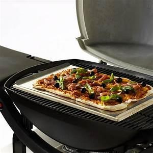 Four A Pizza Weber : pierre pizza rectangle pour barbecue gaz weber ~ Nature-et-papiers.com Idées de Décoration