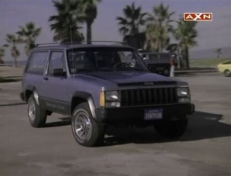 jeep cherokee chief xj imcdb org 1984 jeep cherokee chief xj in quot macgyver