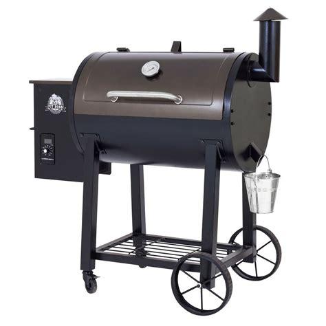 pit boss wood pellet grill smoker ebay