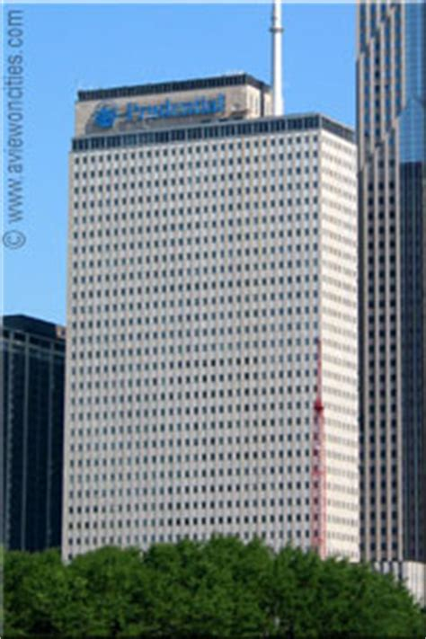 prudential building chicago building info