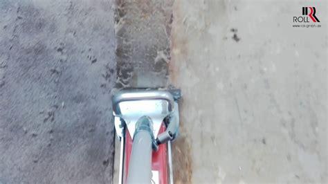 Verklebten Teppichboden Lösen by Entfernen Vom Verklebten Teppichboden
