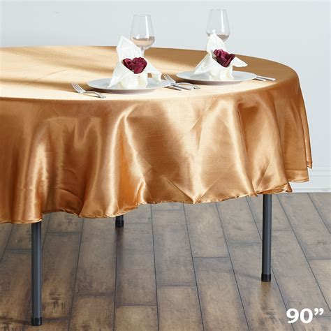 10pcslot satin ivory tablecloths for weddings table