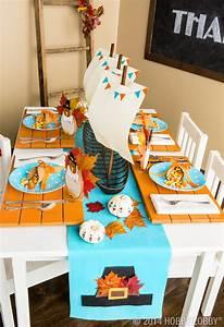 55, Beautiful, Thanksgiving, Table, Decor, Ideas