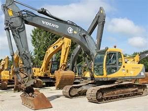 Volvo Ec240 Lc Ec240lc Excavator Service Repair Manual