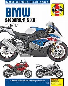 Bmw S1000rr  R  U0026 Xr Haynes Repair Manual  2010-2017