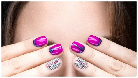 Design Of Best Nails 2017 In Usa Girls