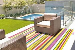 Tapis Exterieur Terrasse Castorama : tapis d exterieur pour terrasse pour salon tapis ~ Melissatoandfro.com Idées de Décoration