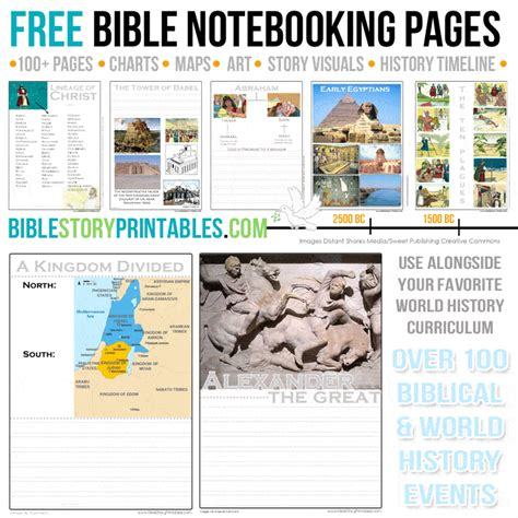 bible notebooking pages  crafty classroom