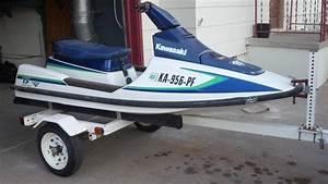 1992 Kawasaki Jet Ski Ts 650