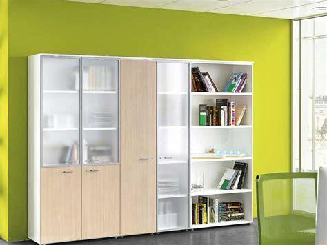 meubles de rangement bureau armoires et caissons mélaminés armoires tout hauteur i