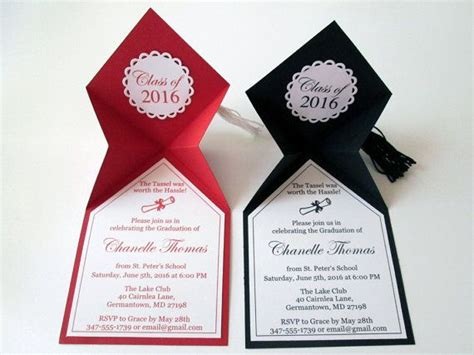 graduation invitations high school graduation party
