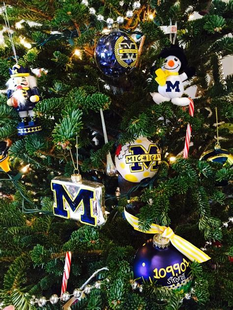 college christmas 229 best images about michigan football on