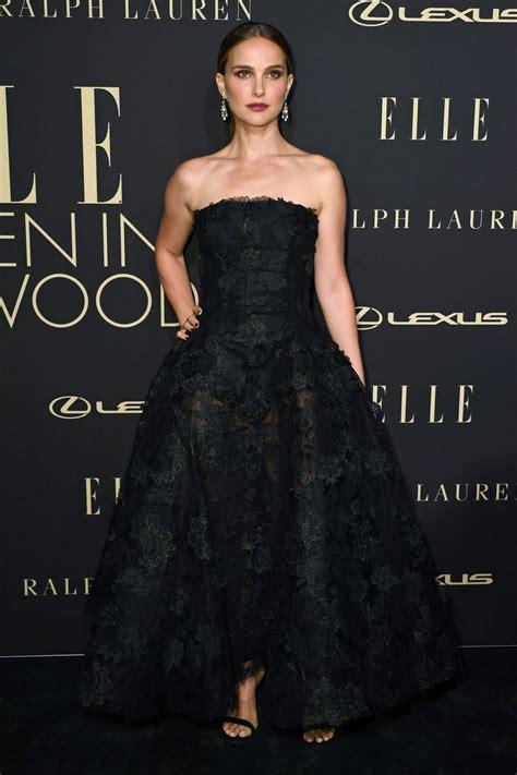 Natalie Portman Elle Women Hollywood Event