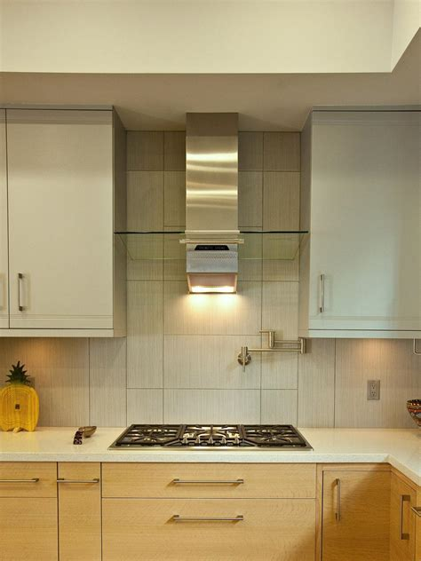 contemporary kitchen hoods photo page hgtv 2494
