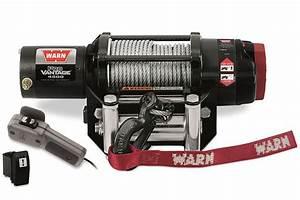 Warn Provantage 4500 Atv Winch