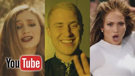 Top 100 Most Viewed Music Videos Of 2016