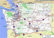 Best Washington State Map Ideas And Images On Bing Find What You