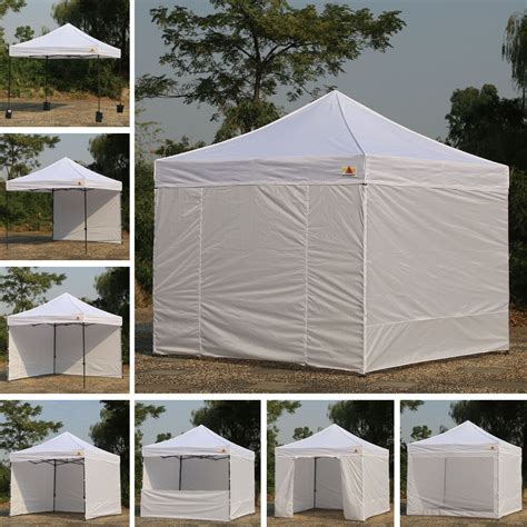 abccanopy  commercial ez pop  tent canopy gazebo market trade show booth ebay