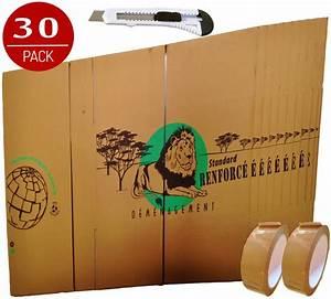 Achat Carton De Déménagement : carton demenagement ~ Melissatoandfro.com Idées de Décoration