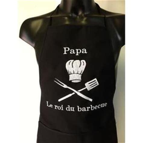 tablier de cuisine personnalisé brodé broderie prenom achat vente broderie prenom pas cher