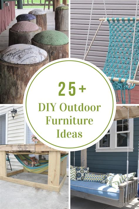 outdoor furniture  idea room