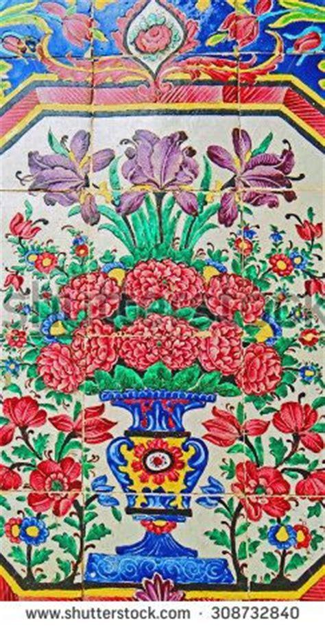 images  iranian tiling  pinterest