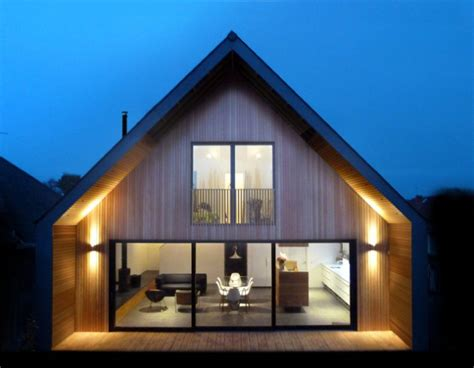 astonishing scandinavian home exterior designs