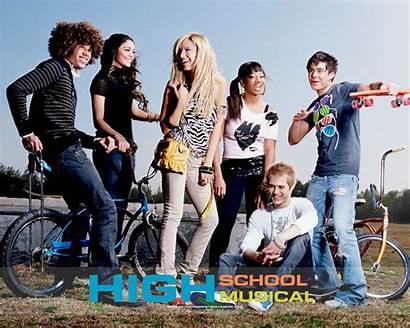 Musical Hsm Disney Highschool Parede Papel Hsm2