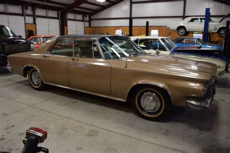 1963 Chrysler New Yorker For Sale by 1963 Chrysler New Yorker Salon For Sale Photos Technical
