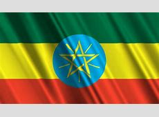 National Flag of Ethiopia Ethiopia National Flag History